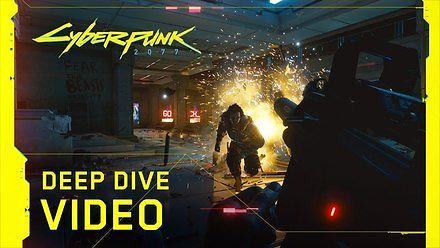 Soczysty gameplay ze zbliżającego się Cyberpunk 2077!