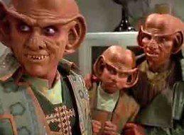 Star Trek: Ferengi lądują na Ziemi