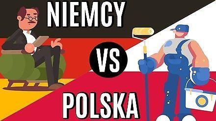 Niemcy vs Polska - życie, praca i gospodarka