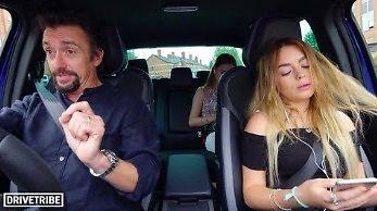 Richard Hammond zabiera swoje córki na przejażdżkę