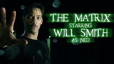 Will Smith w Matrixie za pomocą technologii deepfake