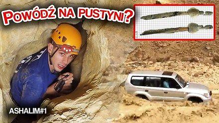 Czy w pustynnej jaskini można utonąć? To nie takie oczywiste...