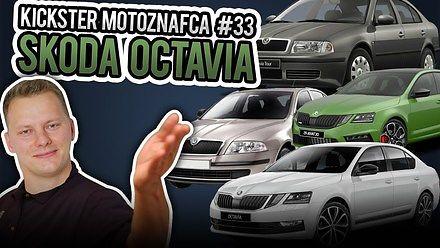 Skoda Octavia - Kickster MotoznaFca