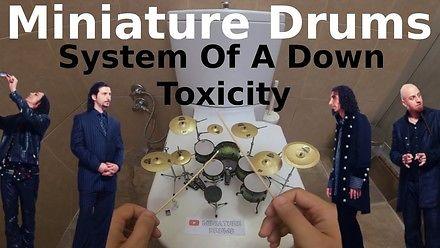 Toxicity na miniaturowej perkusji