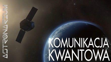 Komunikacja kwantowa - Astronarium