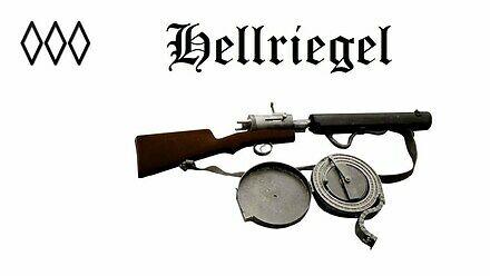 Hellriegel, czyli przekombinowana broń || Irytujacy Historyk