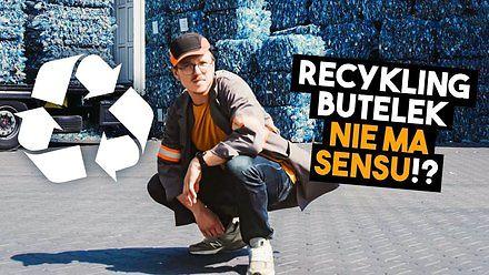 Gonciarz rozwiewa największy mit dotyczący recyklingu