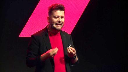 Depresja to porywacz naszych dzieci   Rafał Szymański   TEDxWarsaw