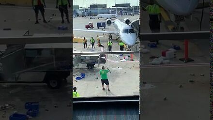 Bohater chicagowskiego lotniska