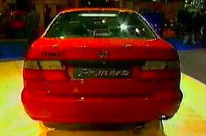Międzynarodowy salon samochodowy - Paryż 1996 rok