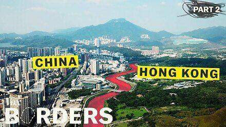 Chiny wymazują granicę z Hongkongiem
