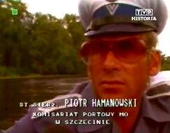 Polska w 1987 roku - drukarka do biletów, zmęczeni robotnicy, atrakcje wakacji