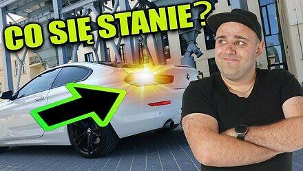 Co się stanie, gdy w BMW włączę kierunkowskaz?