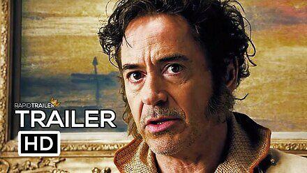 Robert Downey Jr. jako Doktor Dolittle