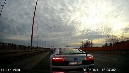Włoska mafia nie wie, jak jeździć po polskich drogach