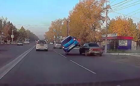 Jak łatwo dachować samochodem?