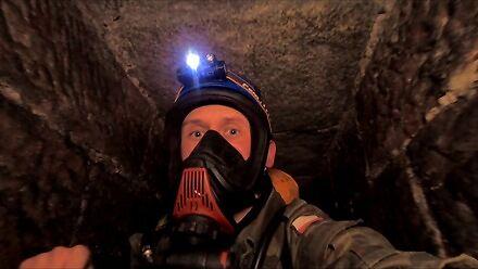 Prawdziwy tunel śmierci - Wałbrzych