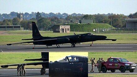 Procedura lądowania U2
