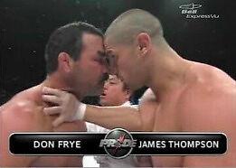 Niesamowita walka Jamesa Thompsona i Dona Frye'a