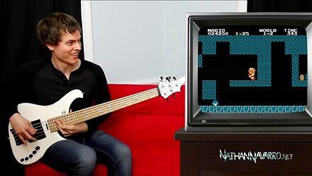 Alternatywny dźwięk dla Super Mario Bros