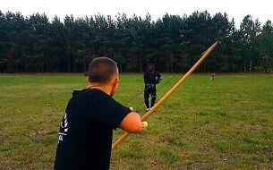 Witcher challenge - Czy możliwe jest odbicie strzały mieczem?