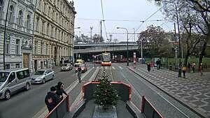 Darmowa podwózka tramwajem w Pradze