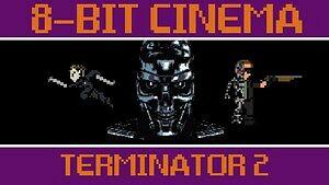 Terminator 2 w wersji 8-bitowej