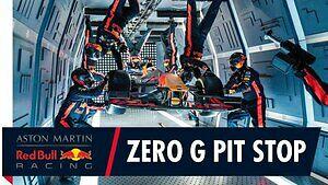 Pit stop F1 bez grawitacji