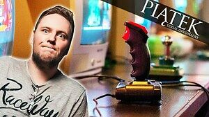 Powrót do przeszłości gier komputerowych    Piątek