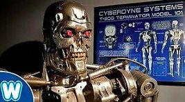 Koleś sobie w cztery lata Terminatora T-800 zbudował