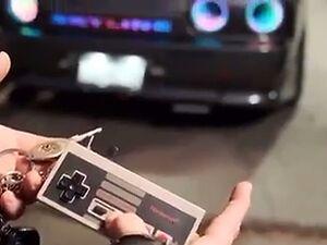 Nissan Skyline po japońskim tuningu