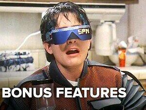 Usunięte sceny z filmu Powrót do przyszłości II