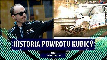 """""""Było parę przepłakanych nocy"""". Robert Kubica o swoim powrocie"""