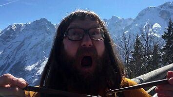 Śpiew człowieka gór