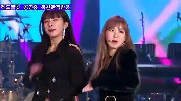 Korea Północna szaleje na koncercie