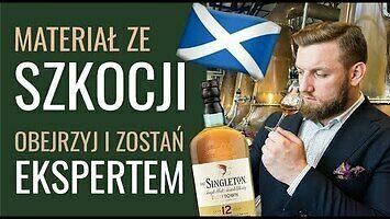 Produkcja Whisky Single Malt Scotch tradycyjnymi metodami