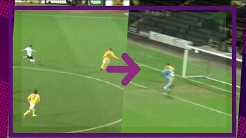 Fantastyczny gol w ostatniej akcji meczu