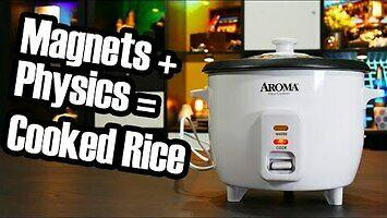 Ryż, inżynieria i odrobina fizyki