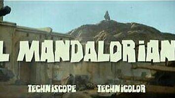 Il Mandaloriano - trailer w stylu spaghetti western
