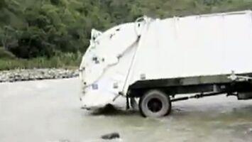 Segregacja śmieci w Ekwadorze