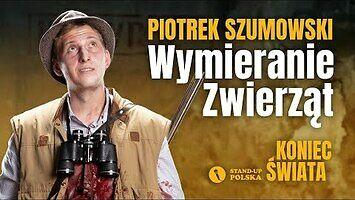 Piotrek Szumowski o jedzeniu bobrów