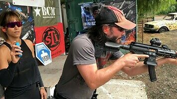 Keanu Reeves trenuje do Johna Wicka 3