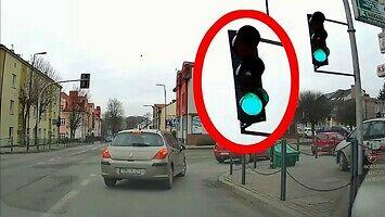 Kierowca uniknął niesłusznego mandatu dzięki kamerce samochodowej