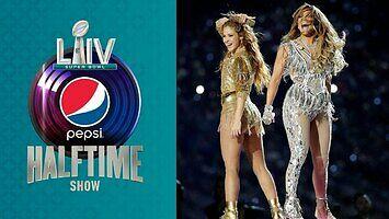 Wyzywający występ Shakiry i J. Lo podczas Superbowl. Posypały się skargi
