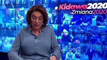 Małgorzata Kidawa-Błońska przyznała, że współpracuje z PiS