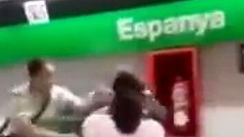 Barcelończycy wiedzą, co robić z kieszonkowcami