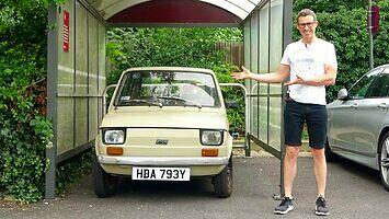 Dlaczego maluch to najlepszy samochód do jeżdżenia po Londynie?