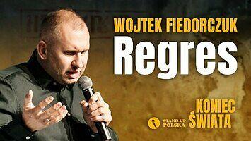 Wojtek Fiedorczuk o cofaniu się ludzkości w rozwoju || Stand-up Polska