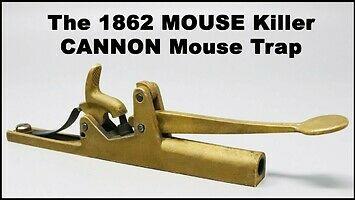 Pułapka na myszy z 1862 roku