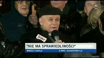Jarosław Kaczyński celnie opisuje obecną sytuację polityczną